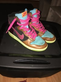 Nike dunk high undefeated size 11 Alexandria, 22309