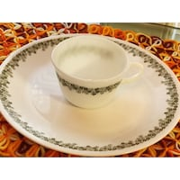 Vintage Cup & Matching Plate Tulsa, 74104