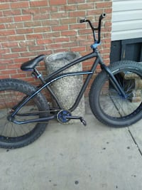 Custom Fat Bike .Rides like a dream Text me at 403 Burnaby, V5A