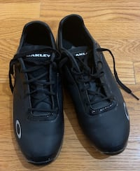 Pair of black nike