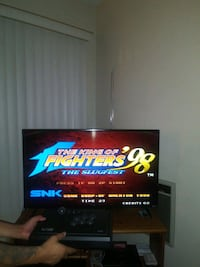 Arcade games on (your) PS3. Cps2 & Neo Geo + more
