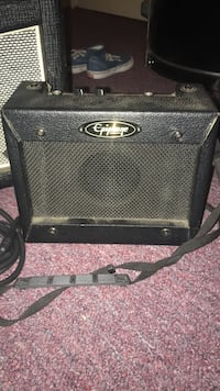black and gray Peavey guitar amplifier Los Angeles, 90042