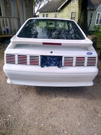 1990 Ford Mustang Houston