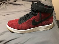 Air Force 1's, Red Flyknits Suitland, 20762