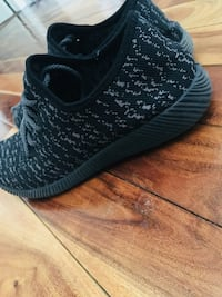 Pair of pirate black adidas yeezy boost 350 Calgary, T3H 5H5