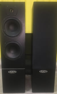 Tower speakers  DIGITAL PRO AUDIO