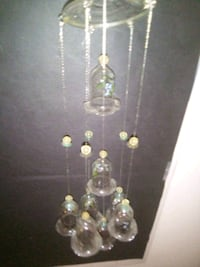 Beautiful glass Bells windchime Woodstock, 22664