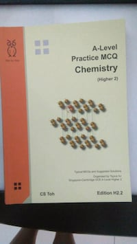 A level practice questions mcq chemistry Singapore