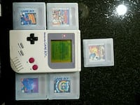Nintendo Game Boy w/6 games Northampton