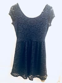 Size Small. Navy blue lace dress Oceanside, 92056