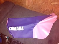 Custom purple / pink Yamaha warrior new seat cover  Martinsburg, 25404