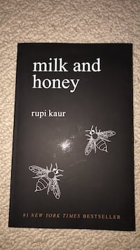 Milk and Honey by Rupi Kaur book Saskatoon, S7H 0L7
