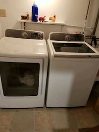 white washer and dryer set Gatineau, J8R 1S4