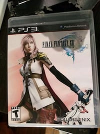 Final fantasy xiii ps3 Toronto, M8Z