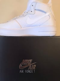 Womens Air Force 1 UltraForce Mid Size 7