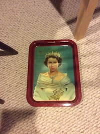 Princess Elizabeth Decorative Tray Central Elgin, N0L