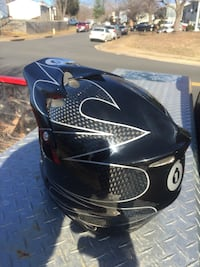 Motocross helmet  excellent condition price $30 obo