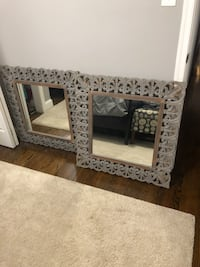 *ONLY 1 LEFT* - Two Large Wall Mirrors Seat Pleasant, 20743