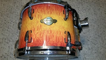 Pearl Masters Custom SST - 4 Piece with SKB Cases