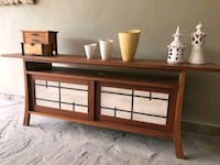 Wooden console  Tampa, 33602
