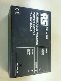 RS power supply