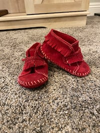 Baby Moccasin Shoes - size 3 North Las Vegas, 89031