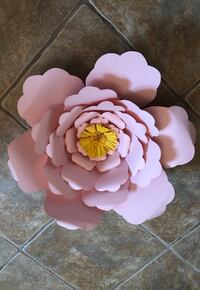 paper flowers - custom handmade New York, 11234