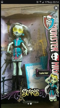 Monsterhigh Frankie Stein Puppe  Recklinghausen, 45661