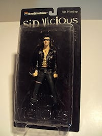 ULTRA DETAIL FIGURE SID VICIOUS Woodstock