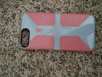 white and pink Speck iPhone case Rogers, 72758