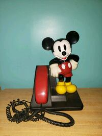Mickey Mouse house phone