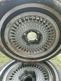 Chevy caprice rims OBO Lake City, 29560