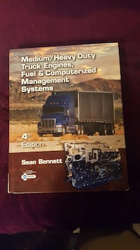 Medium/ heavy duty truck engines, fuel computerized management systems 4th edition by Sean Bennett
