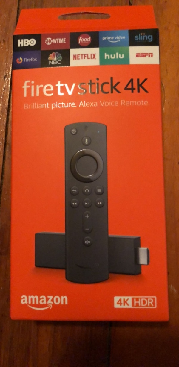 Amazon fire tv stick with alexa voice remote (not 4K)