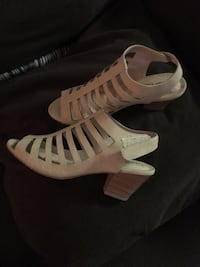 Strap Leather New Ladies Shoes size 6 Kissimmee, 34741