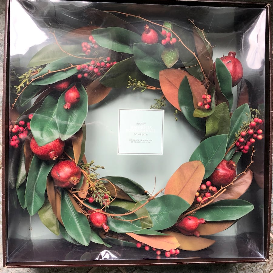 Restoration Hardware Wreath