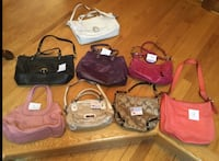 New and barely used coach bags/ purse  London, N6J 3Z6