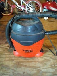 orange and black Shop Vac wet / dry vacuum cleaner Niceville, 32578