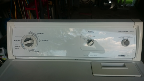 $100 Kenmore Electric Dryer a5afe622-16e1-4a7b-9bc5-c3a589101bf1