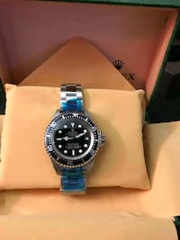 Deep sea black automatic mechanical Mississauga, L5B 4P5