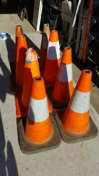 Safety cones $5 each  Antelope, 95843