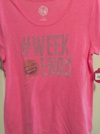 Girls weekends Shirt  London, N6E 1L9