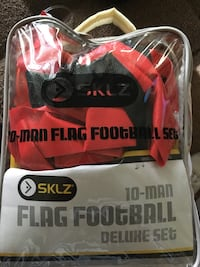 Flag Football Deluxe Set
