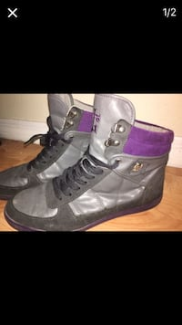 Grey purple guess shoes  Orlando, 32835