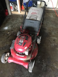 Craftsman 6.75hp mower