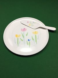Cake Plate Courtice