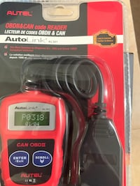 AUTEL OBDII&CAN CODE READER