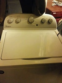 white top-load clothes washer Lyon Charter Township, 48165