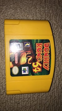 two Nintendo 64 game cartridges Edmonton, T6W 0C8