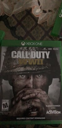 Call of duty wwii xbox one game Burke, 22015